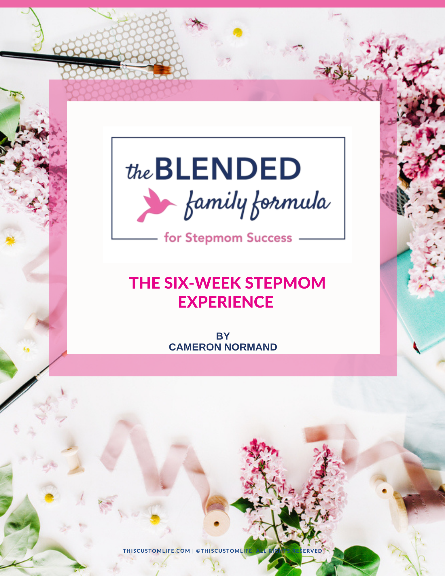 SIX WEEKS TO RESET YOUR STEPMOM EXPERIENCE