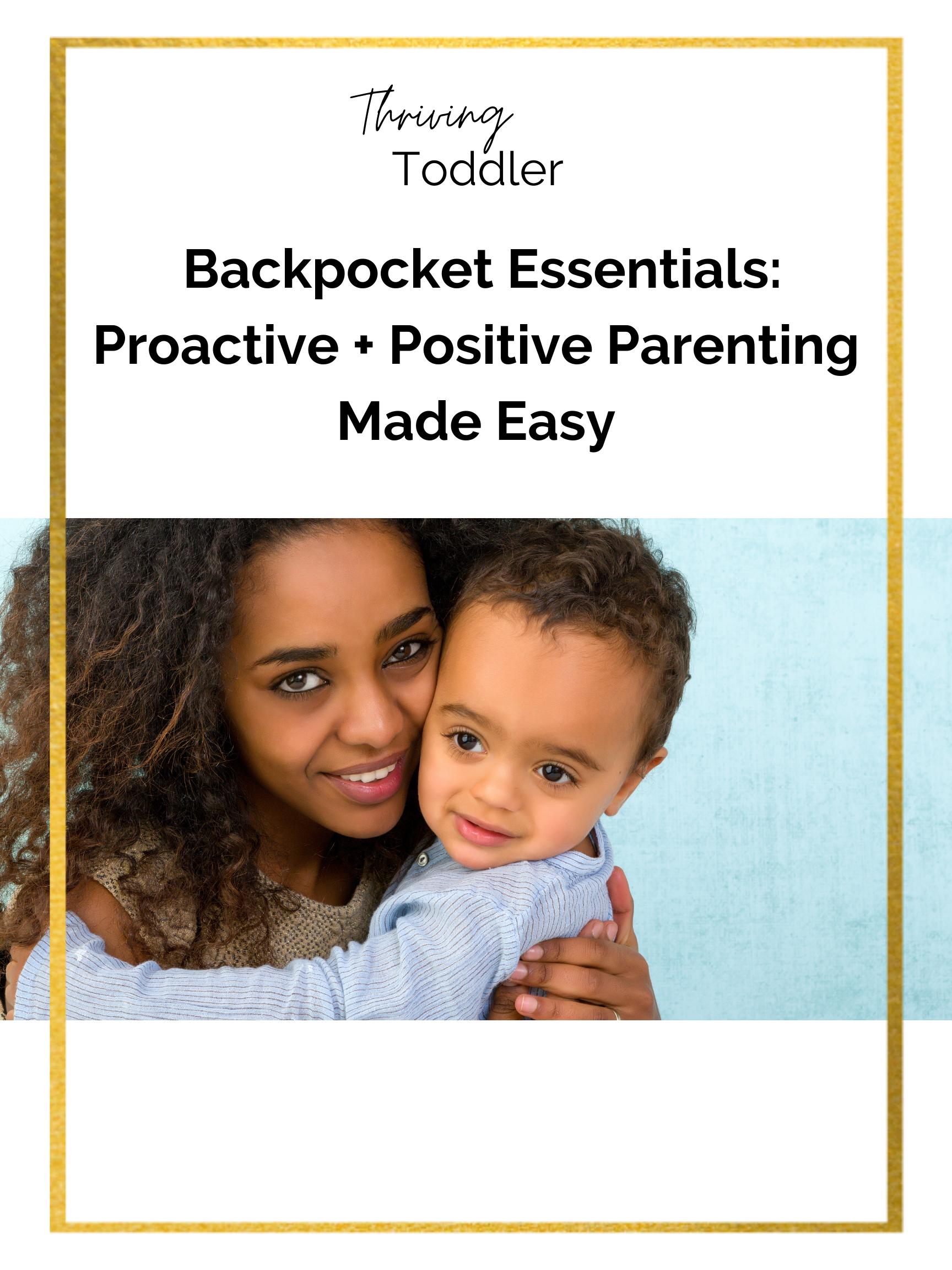 Backpocket Essential's